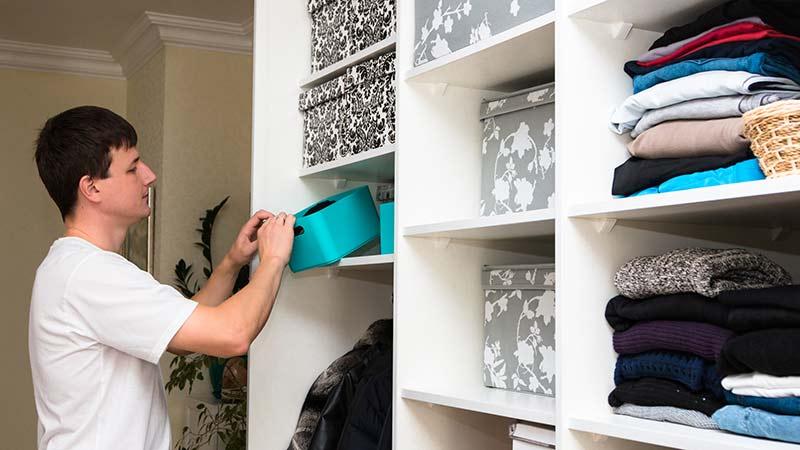 Cómo ordenar tu casa habitación por habitación