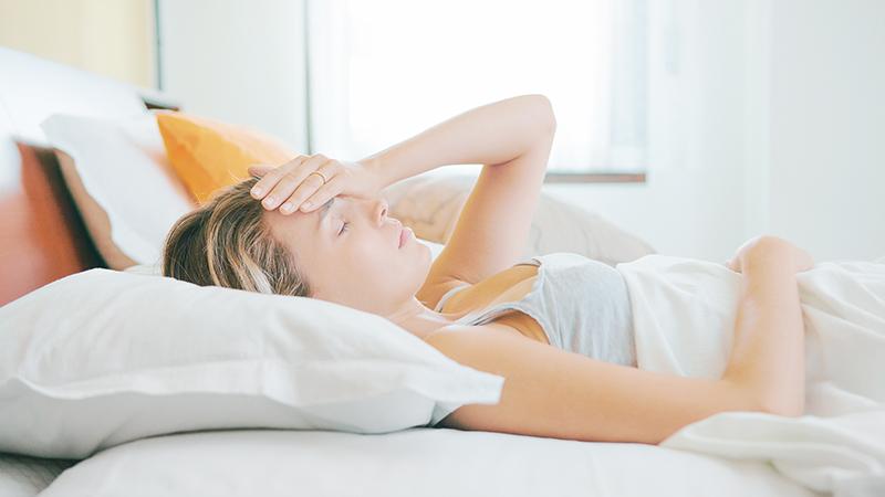 Cómo curar el dolor de cabeza en 10 pasos