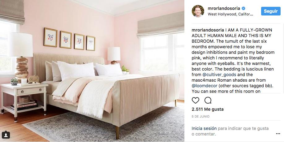 colores relajantes dormitorio