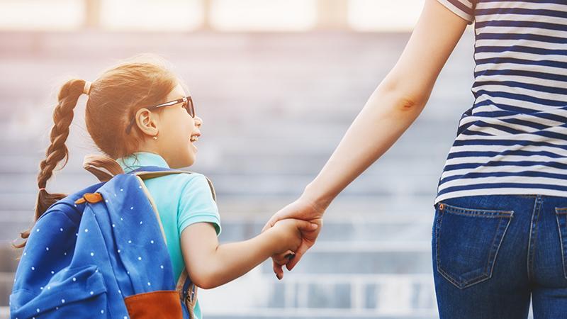 Seis consejos para criar a niños saludables y felices