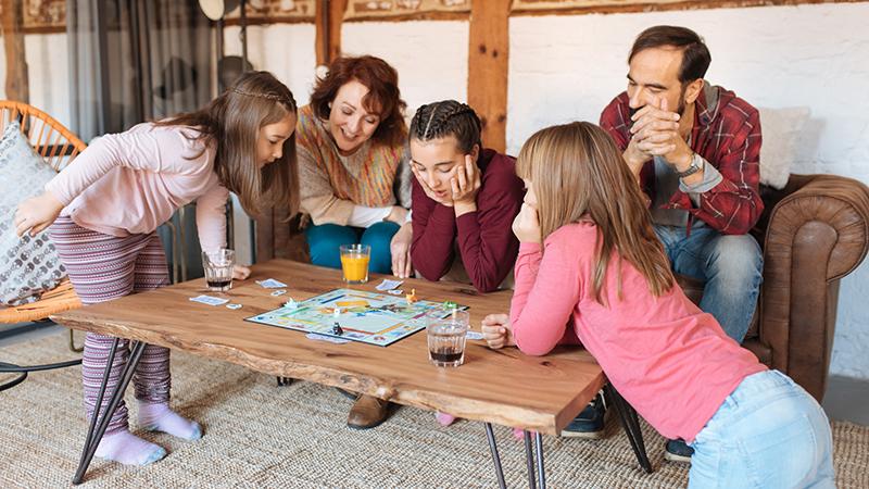 Los mejores juegos de mesa para jugar en familia