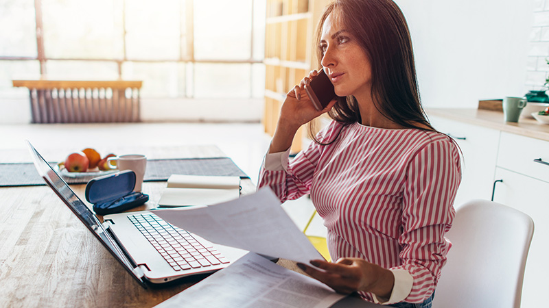 Cómo mantener una rutina al trabajar desde casa