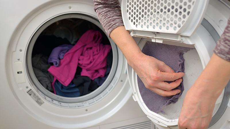 ¿Cómo usar la secadora correctamente?