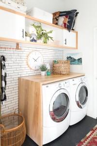 encimera lavadora