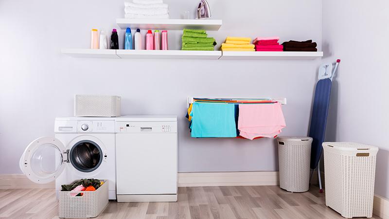 ideas para actualizar tu cuarto de lavado