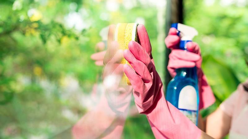 6 cosas que estás limpiando mal sin saberlo