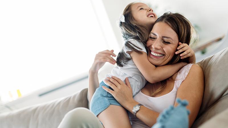 8 palabras que tus hijos necesitan escuchar para ser niños felices