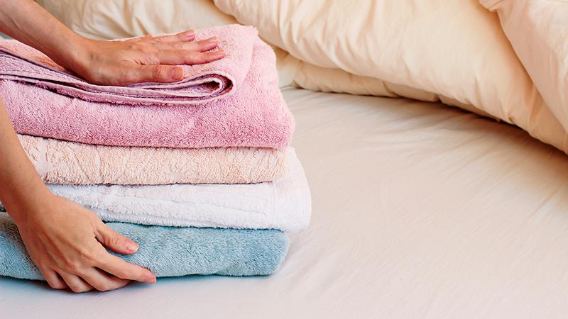 7 maneras diferentes de arruinar tus toallas