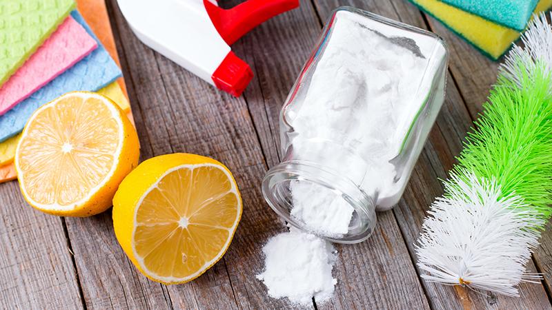 Diez trucos de limpieza de la abuela que siguen funcionando