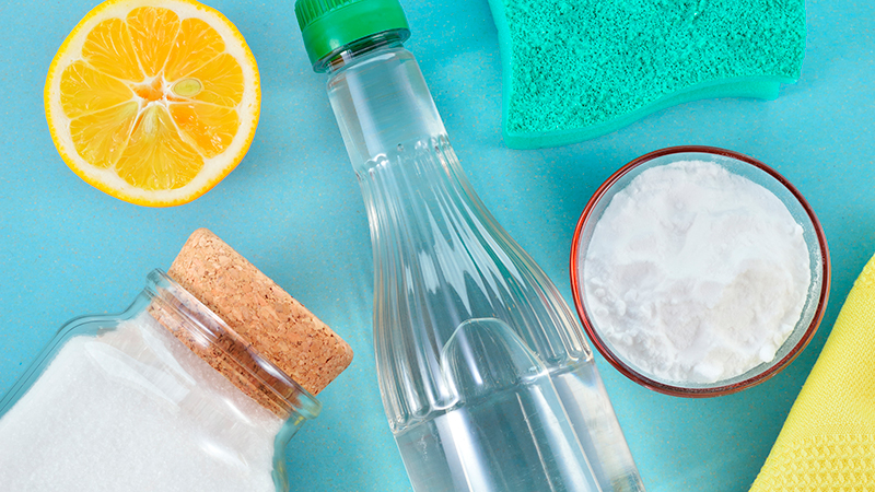 Cómo elaborar un limpiador ecológico casero, paso a paso