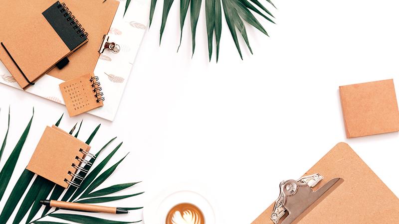 • Formas de hacer tu oficina en casa más ecológica