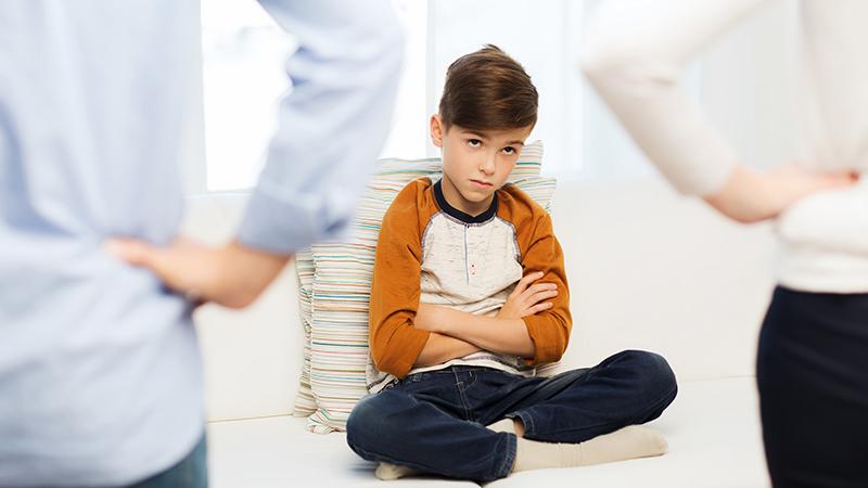 Siete cosas que debes hacer cuando un hijo no obedece