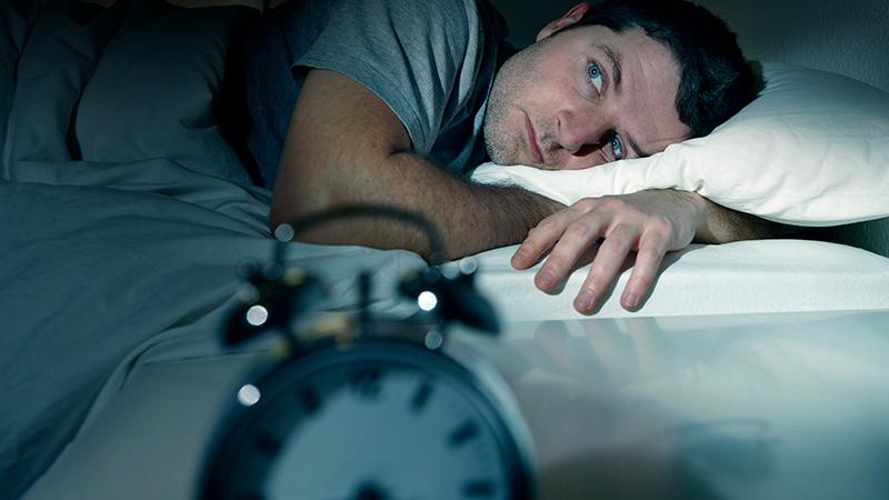 Trucos para volver a dormir si te despiertas en medio de la noche