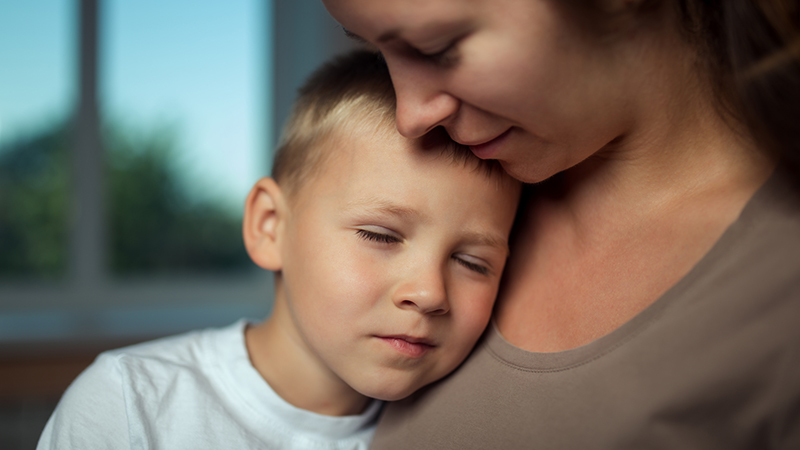 Estrategias educativas para criar a un niño sensible