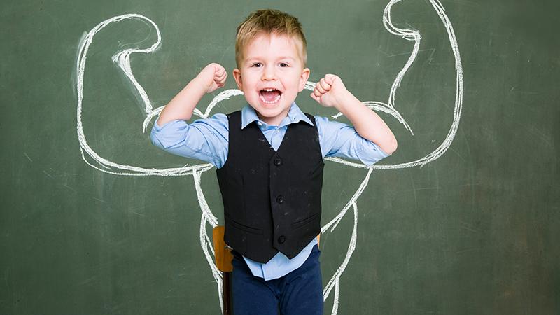Cómo aumentar la autoestima en los niños