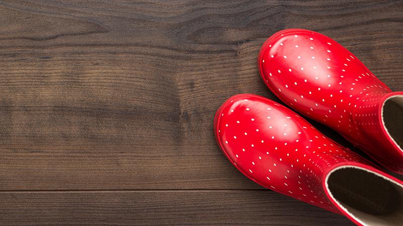 Cómo limpiar botas de goma por dentro y por fuera