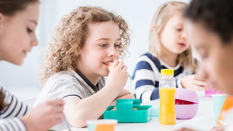 Diez maneras de mantener a tus hijos sanos durante el curso