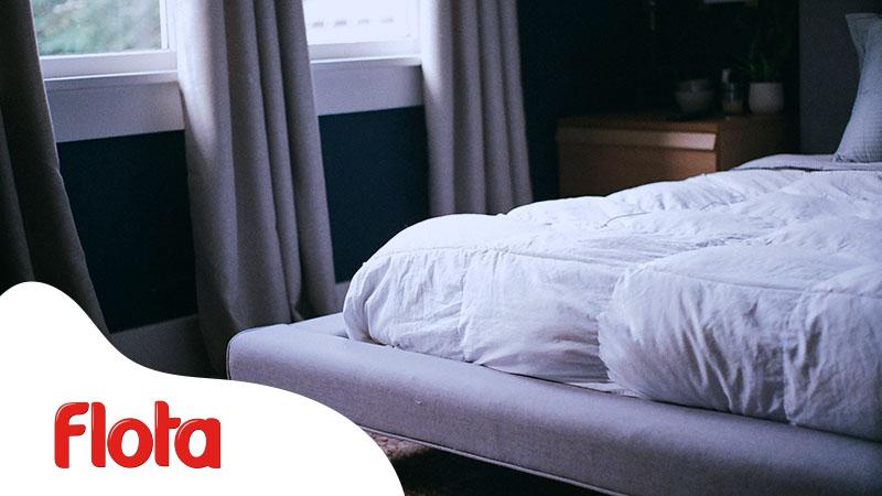Cómo limpiar el colchón - FLOTA